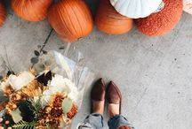 harvest / Fall decorations, fall decor, autumn life, autumn photos, fall inspiration
