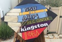 Grad Cap Contest 2015 / Sonoma State University | Class of 2015 | Graduation Cap Competition / by Sonoma State University