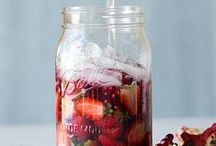 Strawberry Infused Water Recipes