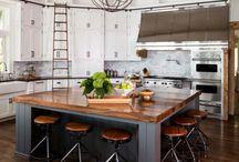 Tall Kitchens