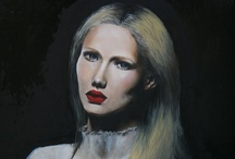 My Paintings / Oil Paintings of mine. Check out www.brookemcivor.com :)