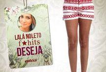 As escolhas de Lalá e Helô / Conheça as peças-desejo das blogueiras Lalá Noleto e Helô Gomes na coleção Primavera/Verão 2014 e apaixone-se! ♥