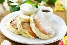 パンケーキ/Pancakes / パンケーキに関する情報を集めました。
