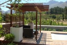 Some of our smaller projects..... / André de Villiers architects : a selection of things were working on.