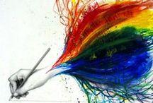 Draw Out Loud / Fun & fabulous drawing stuffs... / by Cara G