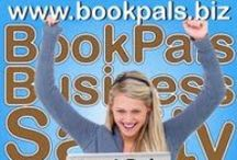 Talk With People Who Can Help You And Your Business / There are many people out there who can help drive your business forward - the difficulty is finding the time to contact and talk to these people - BookPals will free up time for you to seek out and chat to those who can really help you with making your business more successful. Check out how at www.bookpals.biz
