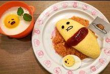 オムレツ・オムライス/omelet / 変わったオムレツや可愛らしいオムライスを集めました