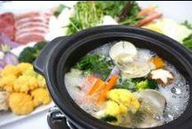 鍋料理・汁物 / ベーシックなものから高級食材まで、様々な鍋料理・汁物を集めました。