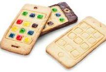 クッキー・ビスケット/Cookies・Biscuits / 変わったクッキーや可愛らしいビスケットの画像を集めました