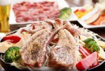 肉料理/Meat / ステーキ、ハンバーグ、フライドチキンなど、豪華な肉料理を集めました