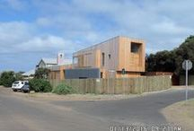 Timber Bungalow, Scarborough, Cape Town / timber holiday home, Scarborough , Cape Town, by Andre de Villiers Architects