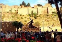 Semana Santa en Málaga / Todo lo que necesitas saber sobre la Semana Santa en Málaga: itinerarios, carteles, fotografías...