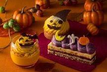 ハロウィン/Halloween / ハロウィンの楽しい食べ物を集めました