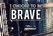Abnegation.Amity.Erudite.Candor.Dauntless / Are you afraid?