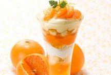 ソフトクリーム・パフェ/Soft serve ice cream / おいしそうなソフトクリームやパフェの画像を集めました