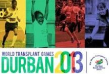 World Transplant Games 2013