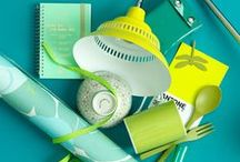 Office Decor / | Decor Inspiration for Our Zesty Office! |