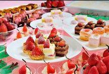 ストロベリー/Strawberry / いちごのお菓子を集めました