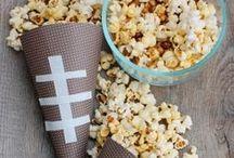 Super Bowl Sunday / | Inspiration for a Superbowl Party! |