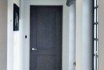 Hal en voordeur
