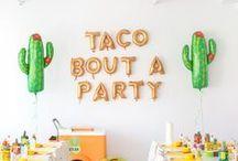 Cinco de Mayo / | Inspiration for a fun Cinco de Mayo Fiesta! |