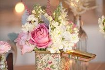 Inspiration | Wedding [flower] / Wedding trend 2016