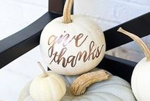 Thanksgiving Celebration / | Inspiration for your Thanksgiving Celebrations |