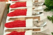 Christmas Spirit / | Inspiration for those last minute decor, gift and hosting ideas for Christmas! |