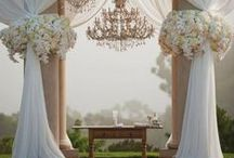 Wedding Decor Inspirations / Decor Ideas