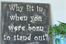 Quips. / Fun facts & quotes.  / by pediped footwear