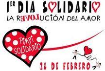 Primer Día Solidario Pimpi 28F / Fotos de un día inolvidable para nosotros ¡Esperamos que os gusten! ¡Gracias a todos los que lo hicisteis posible! #RevolucióndelAmor #DíaSolidarioPimpi #28F