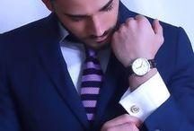 Gianni Mauriello with Elite & Luck Cufflinks / Gianni Mauriello (@gianni_mauriello) with Elite & Luck Cufflinks