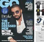 """Elite & Luck Cufflinks in British GQ Magazine / """"Elite & Luck Cufflinks"""" Feature picture in British GQ Magazine, February 2017. Learn more about our cufflinks at www.eliteandluck.com"""