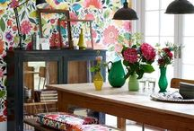 Patteren for the home / Patteren for home decor