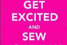 """""""Sew"""" it is..."""