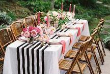 Bodas - Decoración de bodas -