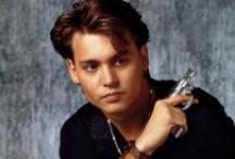 ღ ♥ More Johnny Depp  ღ ♥  /  -`ღ´-   -`ღ´- -`ღ´-  / by Kimberly Boyd