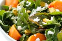 Salads and things that pass as salad