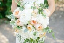 Flowers  / Floral inspiration. Lovely bouquets. Wedding decor.