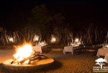Dining Area / A view of the Dining area's at Ivory Tree Lodge