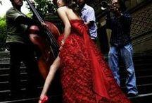 Flamenco Wedding theme