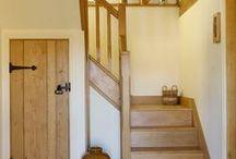 Chodby a schody