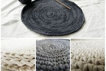crochet & knitting - inspiration