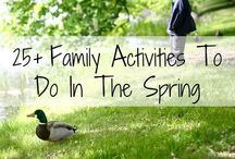 Family Activities / Family fun for everyone!