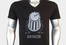 Techno T-shirts for Men (from I Club Detroit) / Men's Techno T-shirts