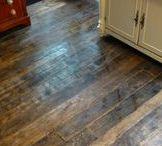 Pallet Wood Floor / Installing a Pallet Hardwood Floor - DIY