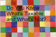 Taxes / Info on filing your taxes, tax day deals, tax refunds, tax liens, and more.