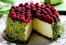 dortíky a jiné sladkosti x cakes and desserts