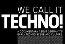 Electronic Music Films / Films about techno, house music etc.
