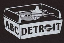 Beat Wear for Your Bones / Techno, house and electronic music apparel from I Club Detroit and other favorite brands, labels, artists and designers.